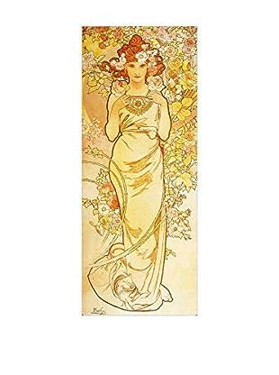 Artopweb Panel de Madera Rose
