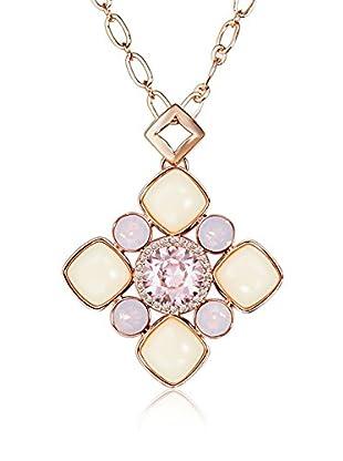 Saint Francis Crystals Halskette