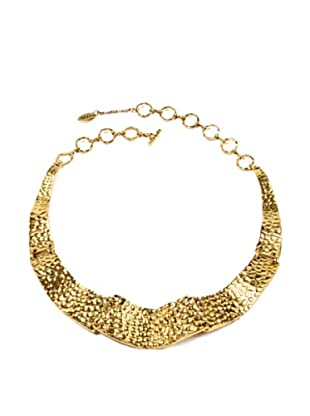 Amrita Singh Collar Mina Oro Antiguo