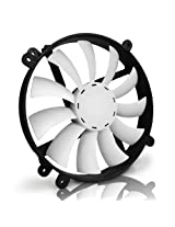 NZXT 200MM Silent 700 rpm LED Fan - FS-200RB-RLED (Red)