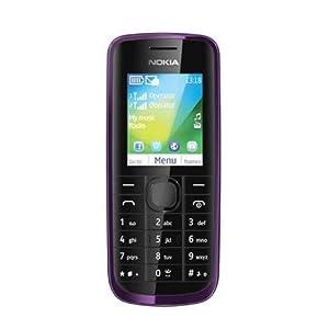 Nokia 114 (Dual SIM, Dark Purple)