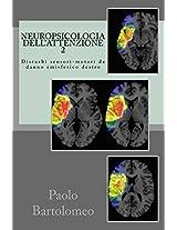 Neuropsicologia dell'attenzione 2 (Italian Edition)
