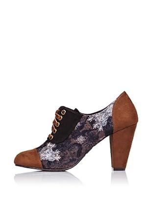 Desigual Zapatos de Tacón (Marrón Débil)