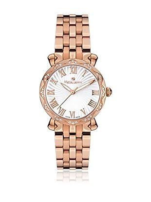 Mathieu Legrand Reloj con movimiento cuarzo suizo Unisex Mlg-2107C Les Vagues 30 mm