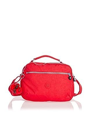Kipling Bolso Cruzado K15338 (Rojo)