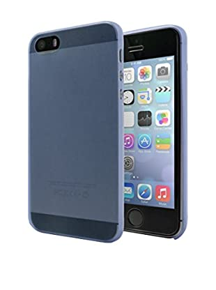 Unotec Hülle Antishock TPU Slim iPhone 5/5S blau