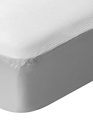 Pikolin Home Coprimaterasso trapuntato Antiacari 100% cotone, impermeabile e traspirante