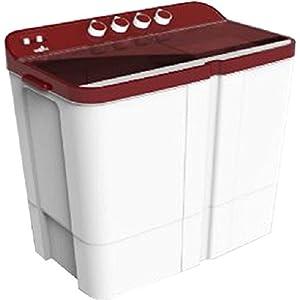 Videocon VS75Z12 Zaara Grande Top-loading Washing Machine (7.5 Kg, Dark Maroon)