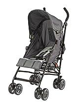 Dream On Me Cloud Lightweight Stroller, Dark Gray