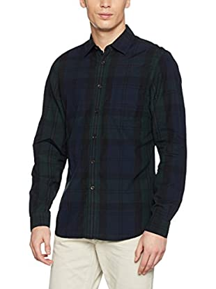 Goodwood Camicia Uomo Grid