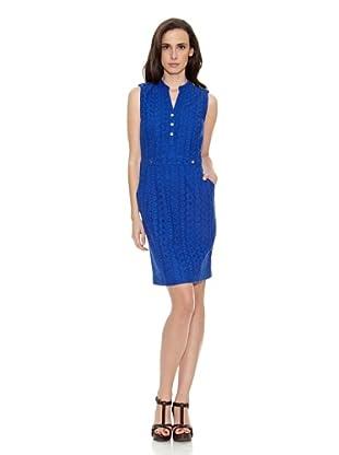 Cortefiel Vestido Sangalo (Azul)