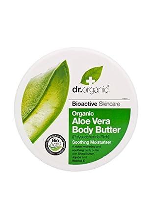 Dr Organic Burro Corpo Aloe Vera 200 ml