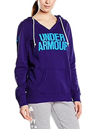 Under Armour Sudadera con Capucha Wordmark P/O