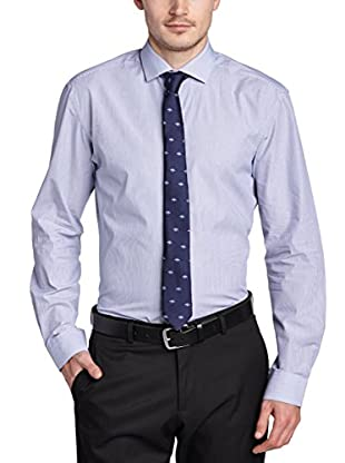 Selected Homme Camisa Hombre Kunming (Azul Claro)