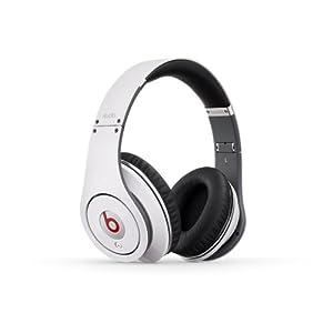 Beats Studio Over-Ear Headphone (White)