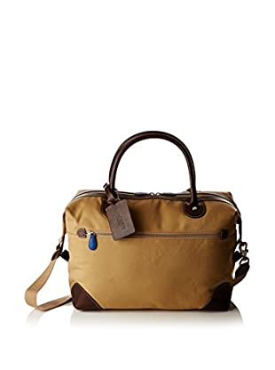 Hackett London Bolsa fin de semana 18Oz Waxed Weekender