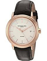 Raymond Weil Maestro Automatic Date Mens Automatic Watch 2837-PC5-65001