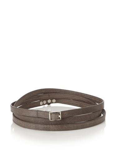 Treesje Women's Jagger Belt (Gray)