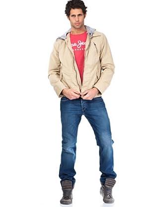 Pepe Jeans Windjacke Hutchinson (Beige)