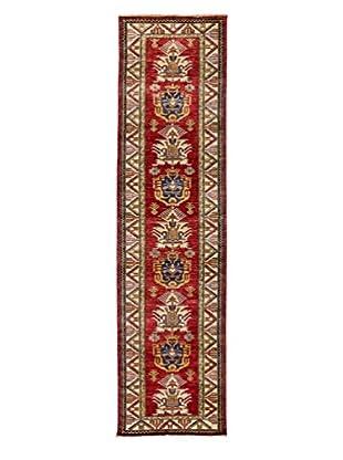 Darya Rugs Fine Kazak Oriental Rug, Red, 2' 8