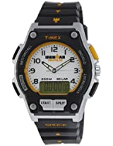Timex Sports Analog-Digital White Dial Unisex Watch - T5K200