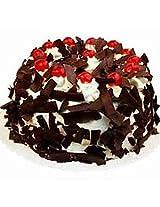 Five Star Black Forest Cake 1 Kg