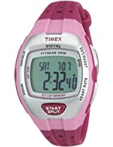 """Brand New Timex Zone Trainer Digital Heart Rate Monitor - Mid Size - Pink """"Item Category: Outdoor"""" (Sold Per Each)"""