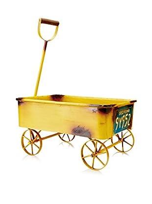 Go Home Wagon Planter