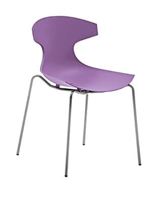 Domitalia Echo Chair, Lilac