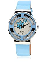 Sd5014Bl Blue/White Analog Watch