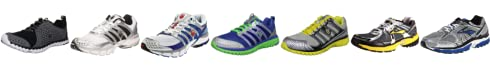 K-Swiss Men's Blade Light Run Np Synthetic/Fabric Lace Up