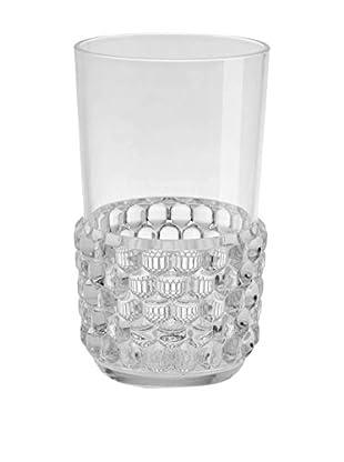 Kartell Set Vaso 4 Piezas Jellies Drink
