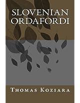 Slovenian Ordafordi