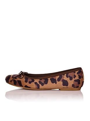 Bisué Bailarinas Pelo Leopardo (Leopardo)