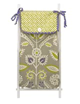 Cotton Tale Designs Hamper, Periwinkle