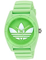 Adidas Analog Green Dial Unisex Watch - ADH6172