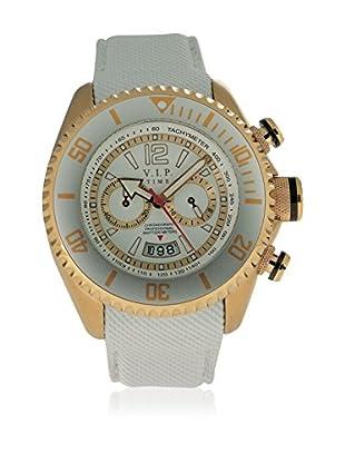 Vip Time Italy Uhr mit Japanischem Quarzuhrwerk VP5008GD_GD goldfarben 50.00  mm