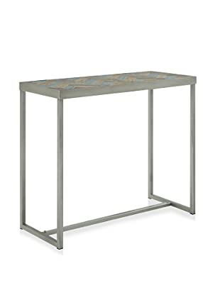 Shine by S.H.O. Trina Console Table (Ocean Elm/Old Elm)
