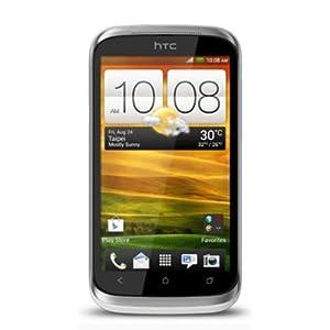 HTC Desire X T329W (Dual SIM, White)