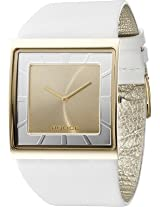 Police Analog Watch - For Women Men White - PL11916MSG - 06B