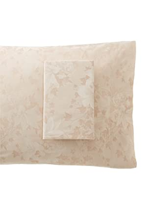 Home Treasures Elegance Jacquard Pillowcases (Blush)