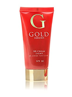Gold Serums BB Creme Light 30 SPF 30 ml, Preis/100 gr: 79.83 EUR