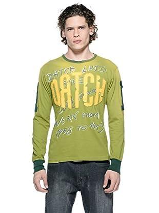 Datch Camiseta Manga Larga (Verde)