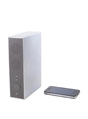 Lexon Titanium Bluetooth Speakers, Grey