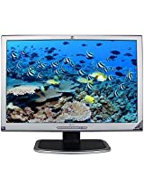 23' HP 2335 DVI 1080p Rotating Widescreen LCD Monitor (Silver) - Rotates to Portrait or Landscape View!