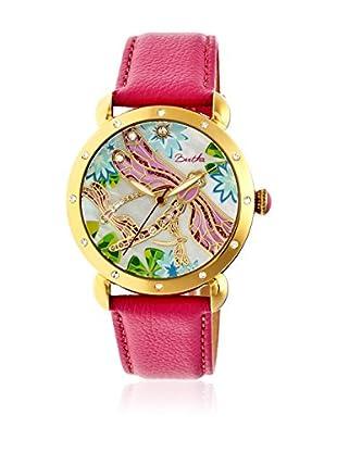 Bertha Uhr mit Japanischem Quarzuhrwerk Jennifer pink 41 mm