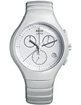 Rado True Chronograph Ceramic Ladies Watch R27832702