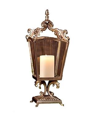 Dessau Home Nickel Victorian Lantern