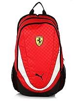 Red Ferrari Replica Backpack
