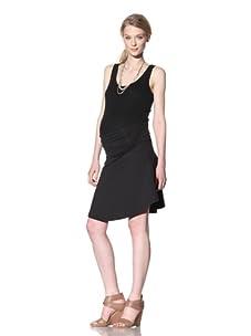 Ingrid & Isabel Women's Mini Skirt (Black)